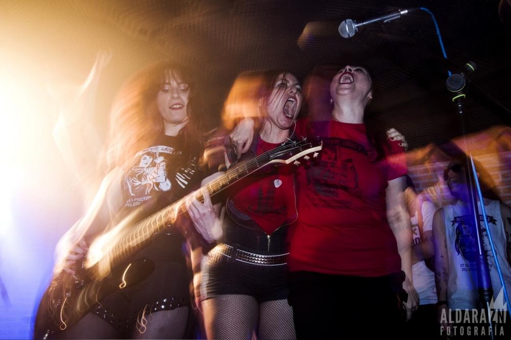 Presentación Rockin' Ladies