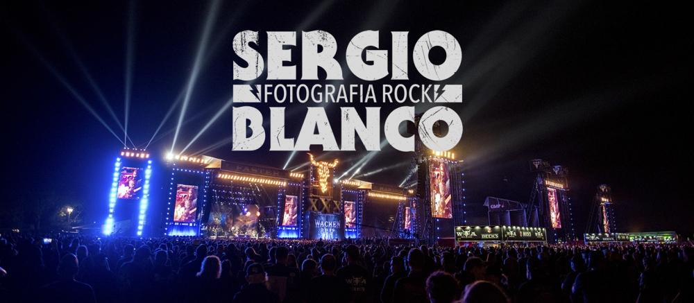 Fotorock: Sergio Blanco