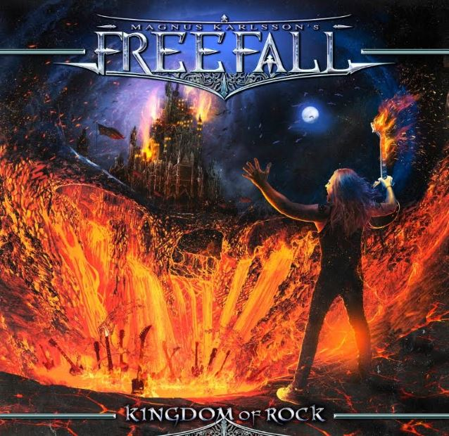 "Magnus Karlsson´s Free Fall - ""Kingdom Of Rock"""