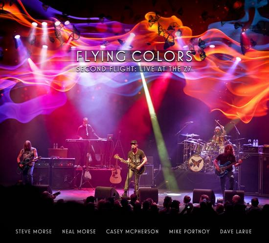 "Disco de la Semana: Flying Colors – ""Second Flight: Live at the Z7"""