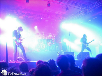 Blind Guardian + Orphaned Land, Bilbao (17-04-15)