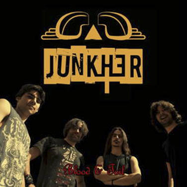 "Disco de la Semana: Junkher - ""Blood & Toil"""