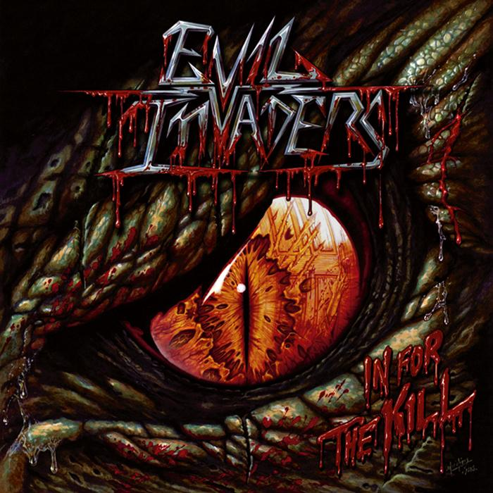 "Disco de la Semana: Evil Invaders - ""In for the Kill"""