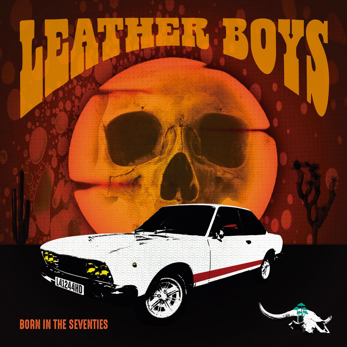 "Leather Boys - ""Born in the 70's"""